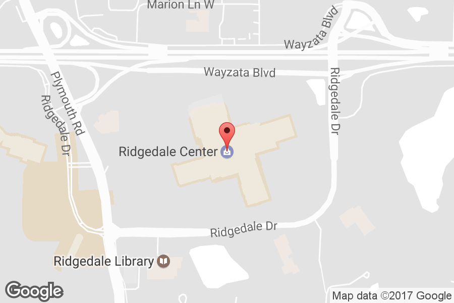 Map of Ridgedale Center - Click to view in Google Maps